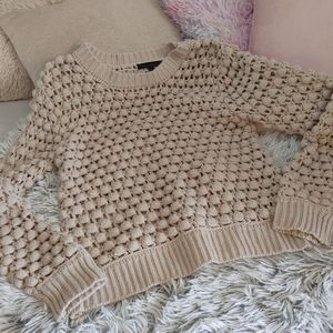 Lucca Couture oversized sweater